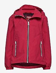 Reima - Mist - shell jacket - berry pink - 0