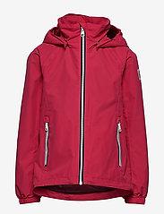 Reima - Mist - shell jacket - berry pink - 1
