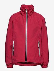 Reima - Mist - shell jacket - berry pink - 2