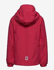Reima - Mist - shell jacket - berry pink - 3