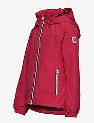 Reima - Mist - shell jacket - berry pink - 4