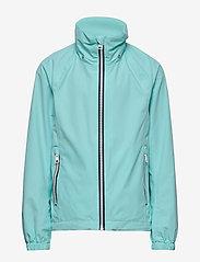 Reima - Mist - shell jacket - light turquoise - 2