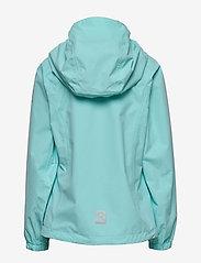 Reima - Mist - shell jacket - light turquoise - 3