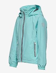 Reima - Mist - shell jacket - light turquoise - 4