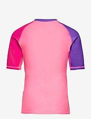 Reima - Joonia - koszulki - neon pink - 1