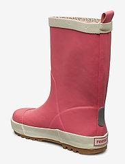 Reima - Taika - rubberboots - pink - 2