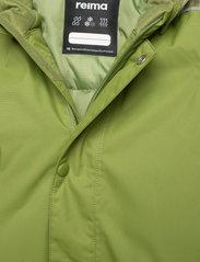 Reima - Reimatec winter overall, Gotland Dark berry,80 cm - snowsuit - cactus green - 3