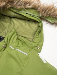 Reima - Reimatec winter overall, Gotland Dark berry,80 cm - snowsuit - cactus green - 4