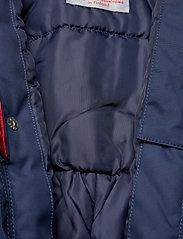 Reima - Reimatec winter overall, Gotland Dark berry,80 cm - snowsuit - navy - 4