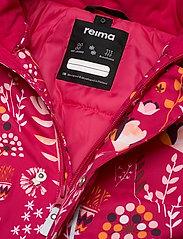 Reima - Lappi - snowsuit - raspberry pink - 5