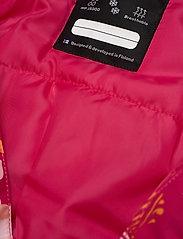 Reima - Lappi - snowsuit - raspberry pink - 7