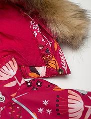 Reima - Lappi - snowsuit - raspberry pink - 8