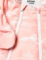 Reima - Moomin Dalen - snowsuit - soft peach - 3