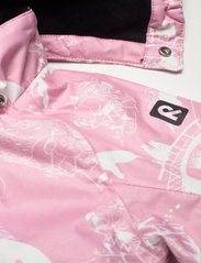 Reima - Moomin Lyster - snowsuit - rosy pink - 5