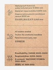 Reima - Hete - softshell jassen - aquatic - 2