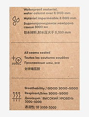 Reima - Hete - softshell jassen - light violet - 2