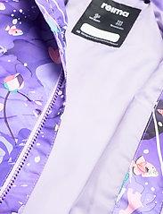 Reima - Hete - softshell jassen - light violet - 5