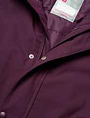 Reima - Stavanger - snowsuit - deep purple - 9