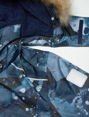 Reima - Kipina - snowsuit - navy - 4