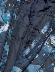 Reima - Kipina - snowsuit - navy - 5