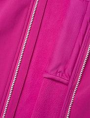 Reima - Vantti - softshell jassen - fuchsia pink - 5