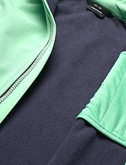 Reima - Vantti - softshell jassen - reef green - 6