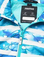 Reima - Fasarby - softshell jassen - aquatic - 3