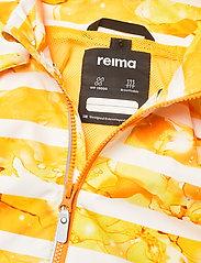 Reima - Fasarby - softshell jassen - orange yellow - 3