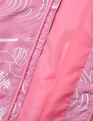 Reima - Anise - jassen - neon pink - 5