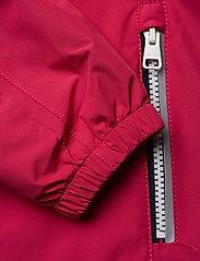 Reima - Mist - shell jacket - berry pink - 6