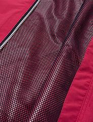 Reima - Mist - shell jacket - berry pink - 7