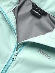 Reima - Kouvola - softshell jassen - mint - 4