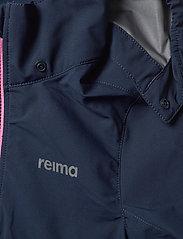Reima - Kouvola - softshell jassen - navy - 5