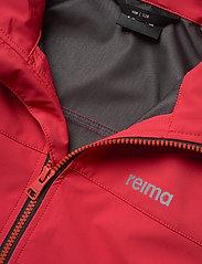Reima - Kuopio - softshell jassen - tomato red - 4