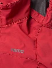 Reima - Kuopio - softshell jassen - tomato red - 5