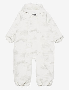 Moomin Dalen - jumpsuits - off white