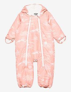 Moomin Dalen - jumpsuits - soft peach