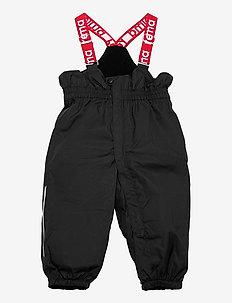 Reimatec winter pants, Stockholm Black,80 cm - winterhose - black