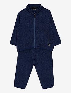 Tahto - fleeceklær - jeans blue