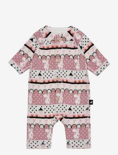 Moomin Mysig - langärmelig - blush pink