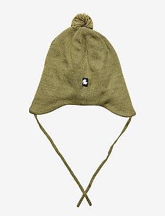 Moomin Mysig - hats - khaki green