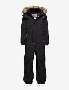 Stavanger - snowsuit - black