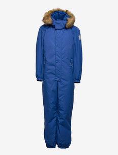 Stavanger - snowsuit - marine blue