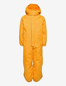 Tromssa - snowsuit - orange yellow