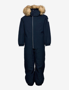 Trondheim - snowsuit - navy