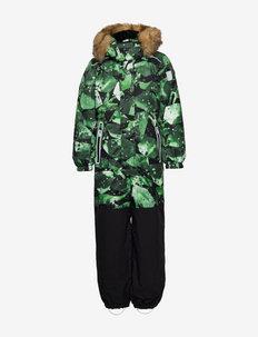 Kipina - snowsuit - cactus green