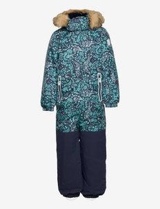 Kipina - snowsuit - navy
