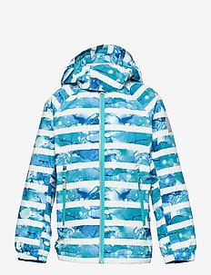 Fasarby - veste softshell - aquatic
