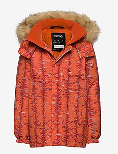 Sprig - vinterjakker - foxy orange