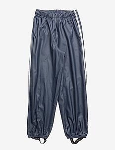 Oja - pantalons - navy